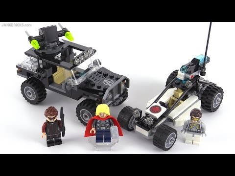 avengers hydra showdown lego