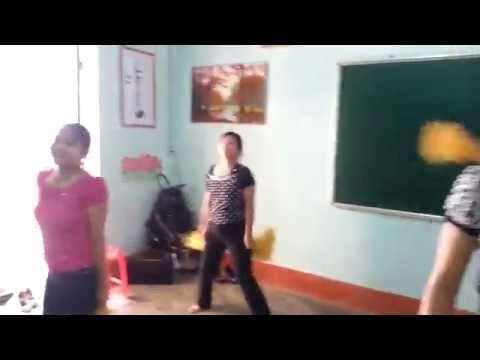 Tập huấn hoạt động giáo dục ngoài giờ lên lớp