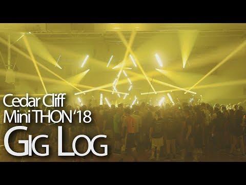 Cedar Cliff High School Mini THON 2018 DJ Gig Log