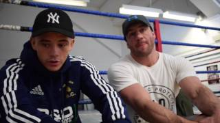ALEX ARTHUR & LEE McGREGOR DISCUSS KELL BROOK v ERROL SPENCE, TAYLOR v DAVIES, & FUTURE FOR McGREGOR