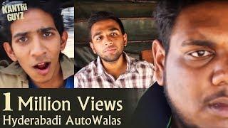 Hyderabadi AutoWalas || Kantri Guyz