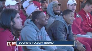 Oklahoma Sooners in the college football playoff