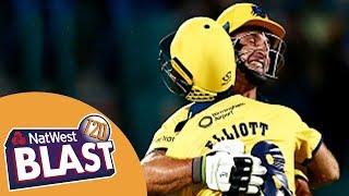 Unbelievable Match As Bears Chase Down Mammoth Score - Surrey v Birmingham NatWest T20 Blast 2017