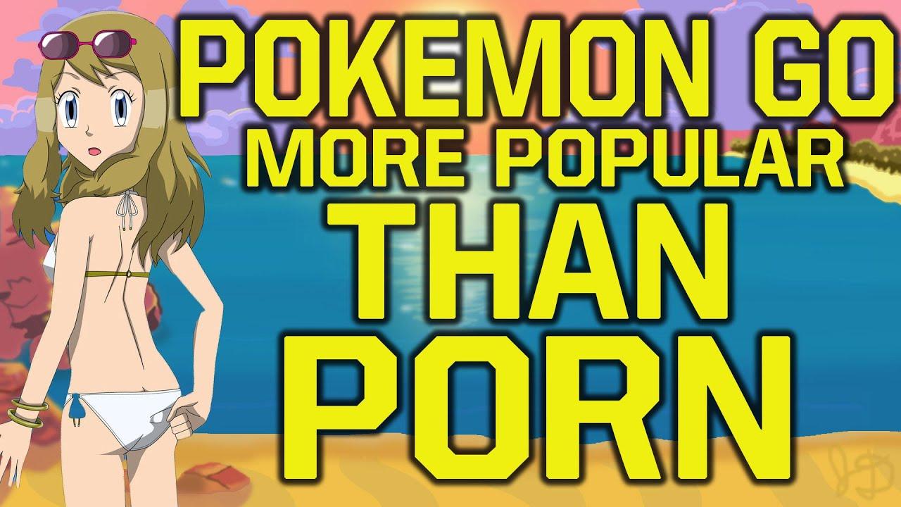 Pokemon Go More Popular Than Porn Nintendo Making A Ton Of Money Pokemon Go News