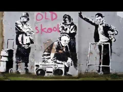 Best 3D Graffiti Art By Street Artist BANKSY HD (PART 1)