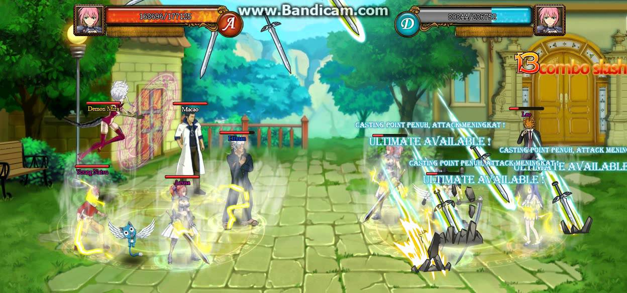 fairy tail online game