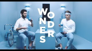 Смотреть клип Klingande & Broken Back - Wonders