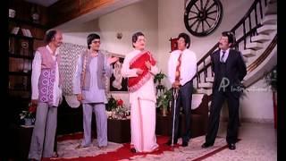 Dharma Devathai | Tamil Movie Comedy | Vijayakanth | Pallavi | Radhika | Sarath Babu