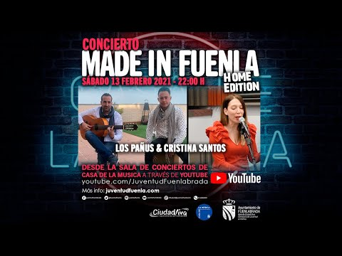 Made in Fuenla Cristina Santos y Los Pañus