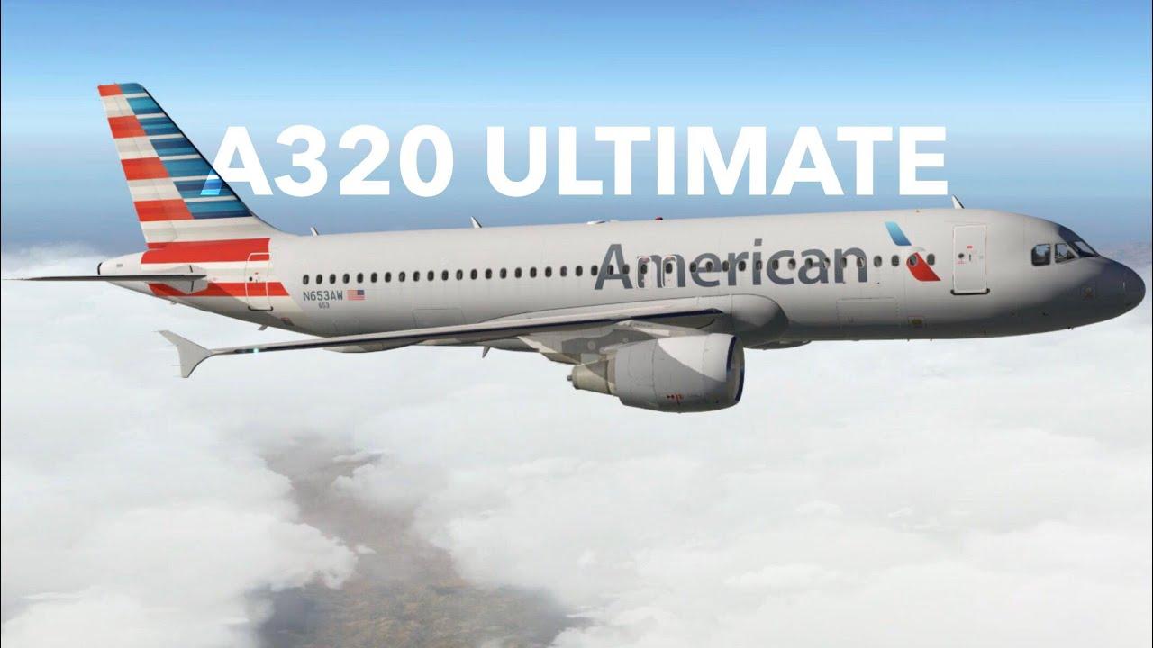 (X-Plane 11) Phoenix to Las Vegas | Airbus A320-214