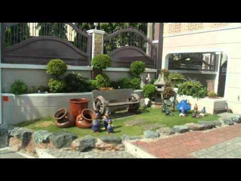 small garden design ideas philippines Bryan's Garden Design and Landscaping Philippines~ - YouTube