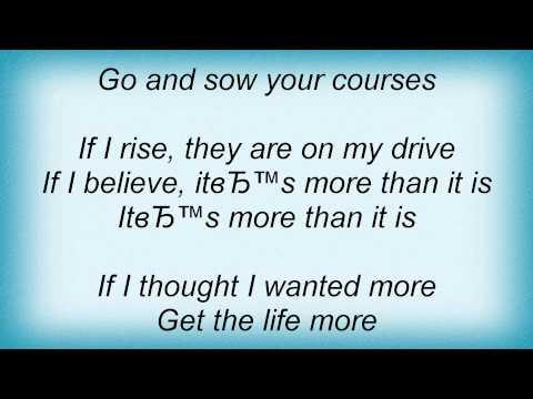 Dido - If I Rise Lyrics