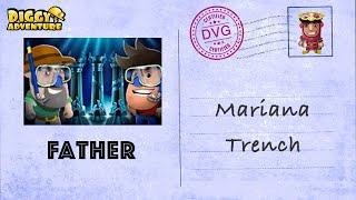[~Father Atlantis~] #12 Mariana Trench - Diggy