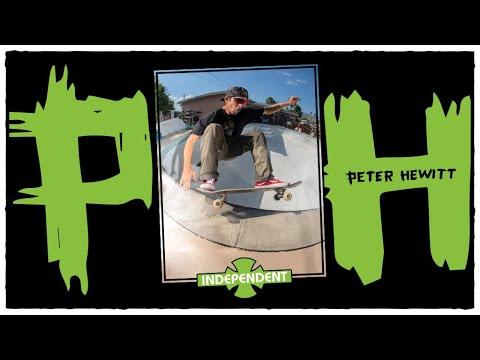 Backyard Rips W/ Peter Hewitt's Signature Truck | Behind The Ad
