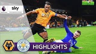 Leicester mit glücklichem Punktgewinn | Wolverhampton - Leicester 0:0 | Highlights - Premier League