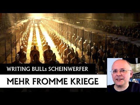 Scheinwerfer: Mehr fromme Kriege, bitte! | Kommentar