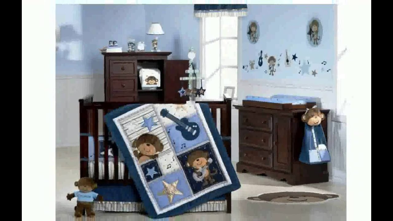 Baby boy room ideas youtube for Baby room decoration boy