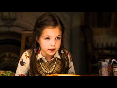 Phoebe in Wonderland   I'm on a hunger strike