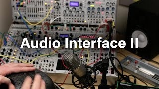 Intellijel Audio Interface II