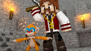 Minecraft: DIMENSÃO X #6 - O DIAMANTE MISTERIOSO!!
