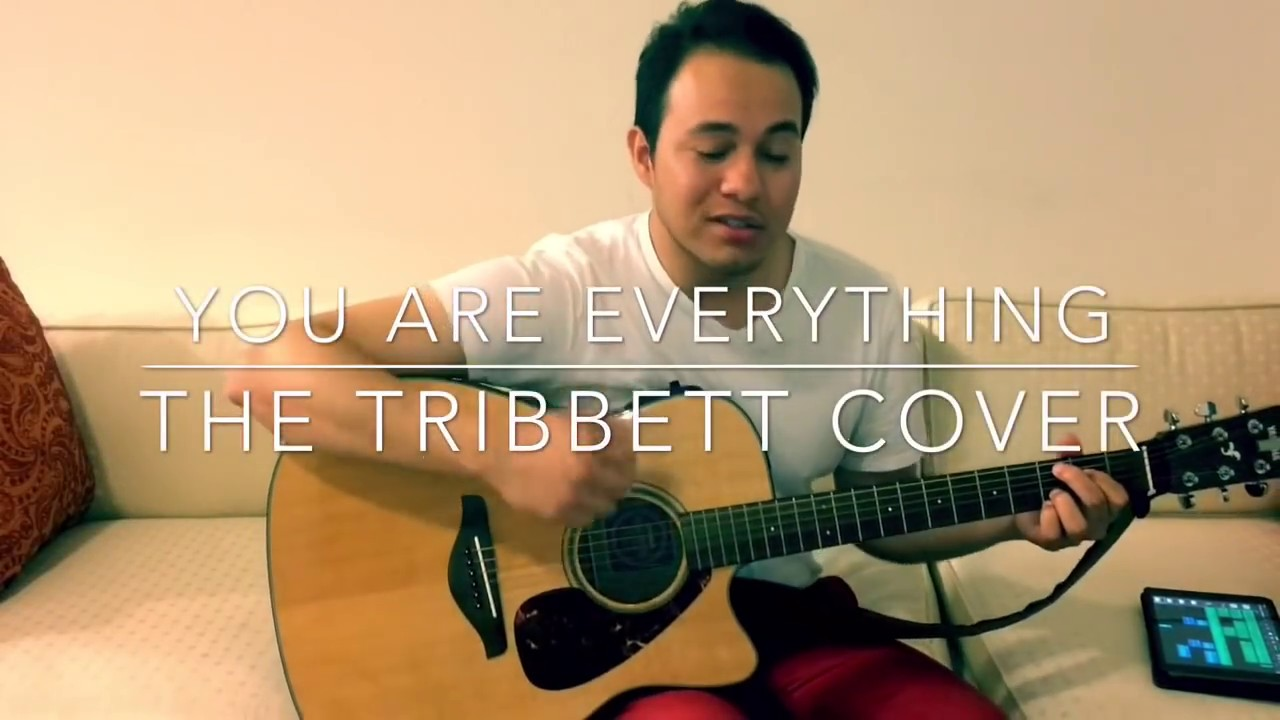 You Are Everything Tye Tribbett Cover Youtube