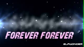 p square forever lyrics video elfwonder