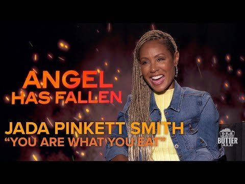"Jada Pinkett Smith: ""You Are What You Eat"" 