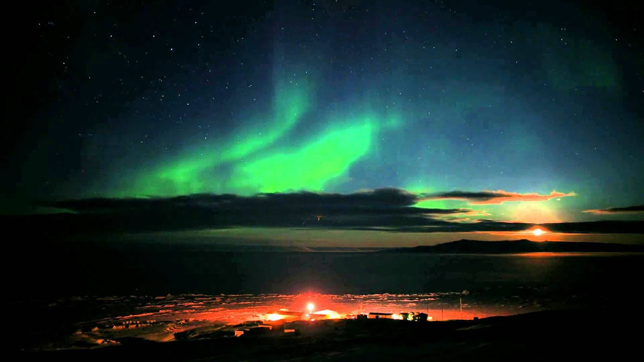 Aurora sky 1 from antarctica a year on ice 2013 youtube publicscrutiny Image collections