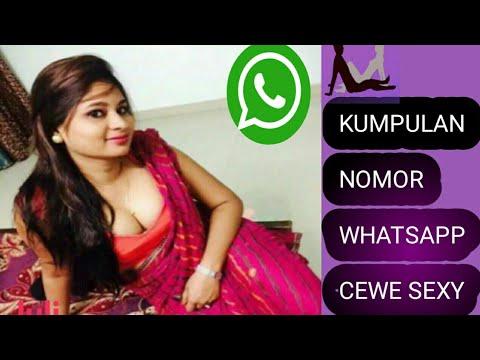 Kumpulan No Whatsapp Cwe Se*y 2019 Yang Jomblo Merapat