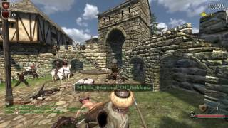 Sieges - Mount and Blade Warband Multiplayer Gameplay