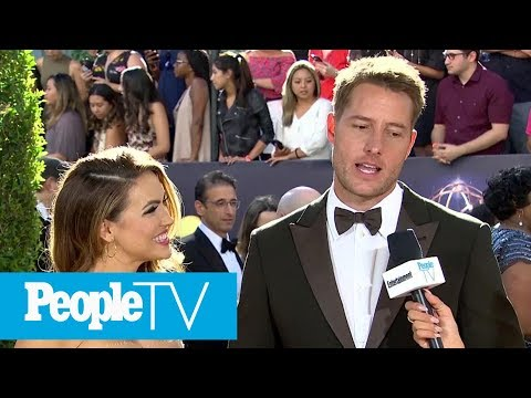 Why Justin Hartley Is Hopeful About Kevin's Future On 'This Is Us'  Emmys 2018  PeopleTV