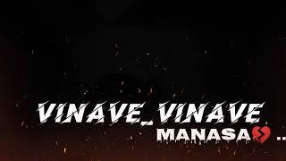 Vinave vinave love failure song... Edited by darling Krishna.... 😍😍😍   most egilible bachelor