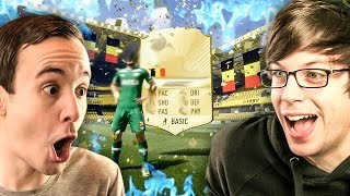 OMG THE MOST WALK OUTS IN A VIDEO EVER!! - FIFA 17 PACK OPENING