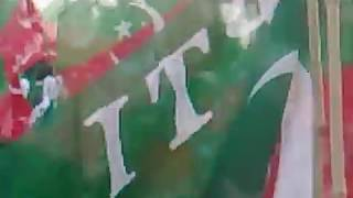 Jazba Junoon by Junoon at Imran Khan Rawalpindi Jalsa - 27 May 2012