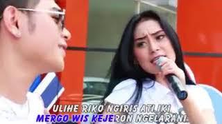 Vita Alvia & Nanda Feraro - Emong Pisah LAGU BANYUWANGI TERBARU