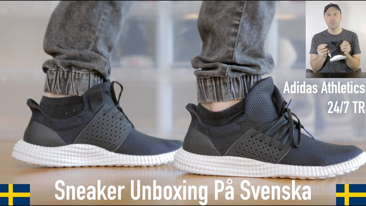 cheaper f9c6d 03a2d Sneaker Unboxing På Svenska - Adidas Athletics 247 TR - Mr Stoltz 2018