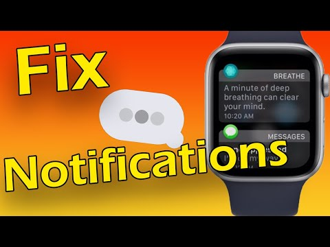 How To Fix My Apple Watch Notifications Problems: Fast And Easy