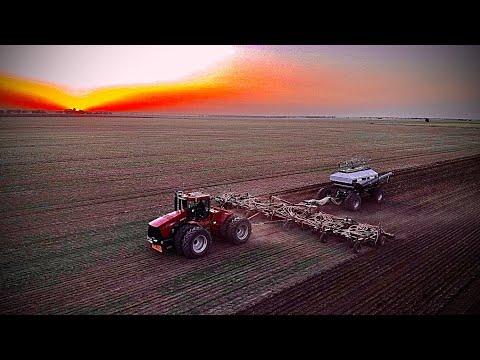 Seeding Victoria Australia 2020 -4K Video