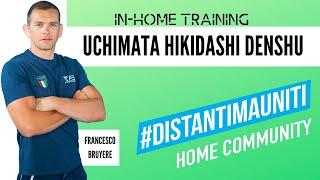 #DistantiMaUniti UCHIMATA HIKIDASHI RENSHU