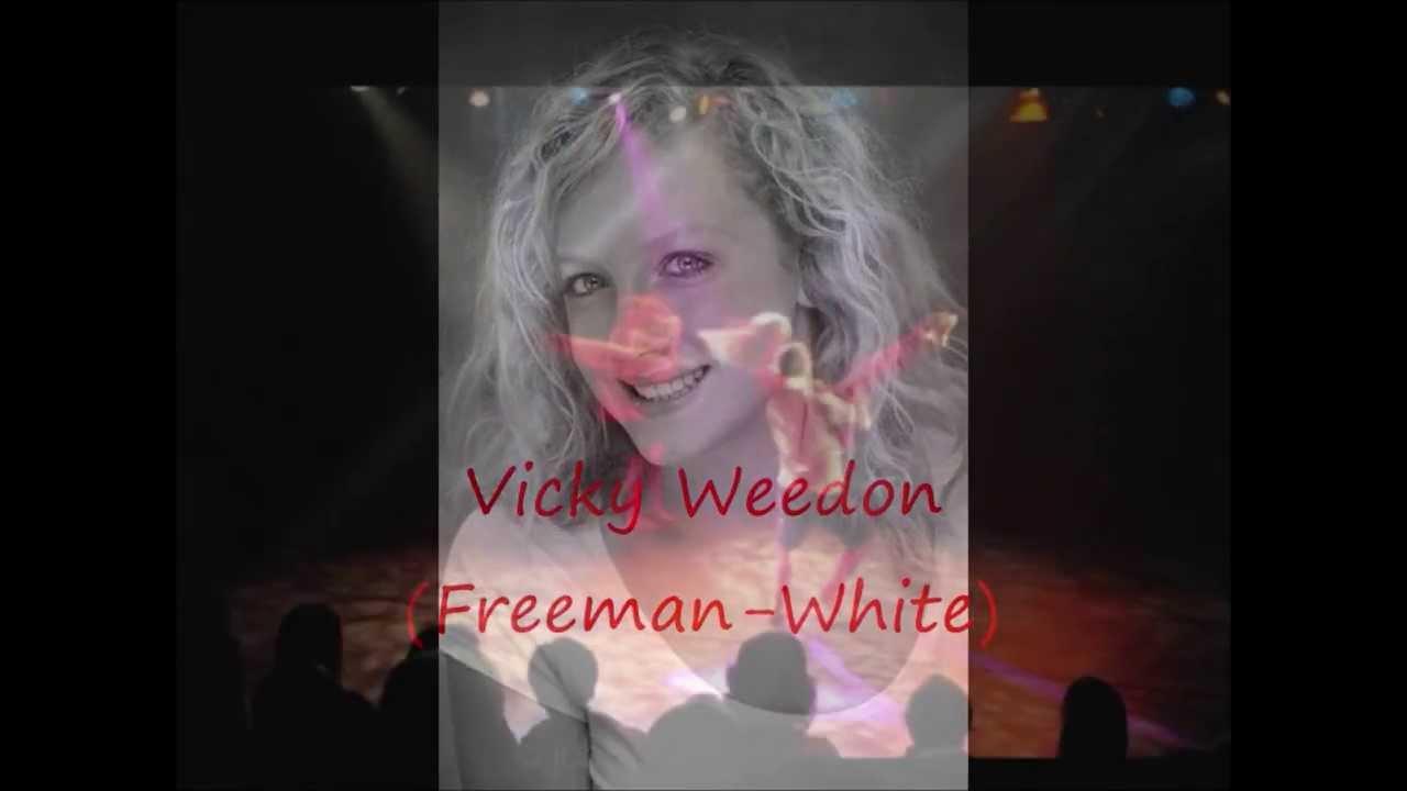 kylie freeman Vicky Freeman-White Dance Showreel