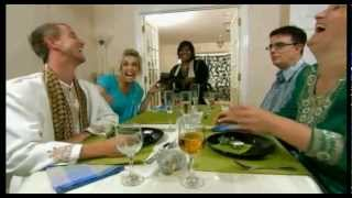 Come Dine With Me Anna burps