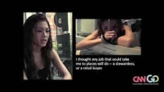 Hong Kong sex symbol 周秀娜 Chrissie Chau talks to CNNGo