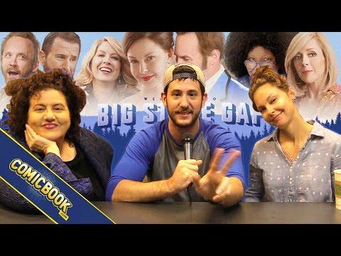 Geeking Out With Ashley Judd & Adriana Trigiani