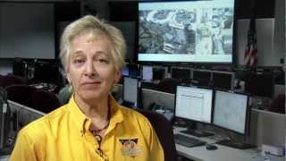 Curiosity Rover Report (Nov. 9, 2012): SAM Sniffs Mars