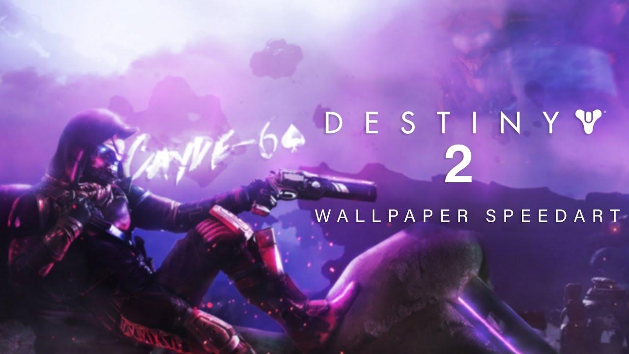 Cayde 6 Destiny 2 Desktop Wallpaper Speedart