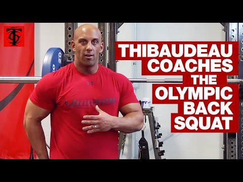 Olympic Back Squat