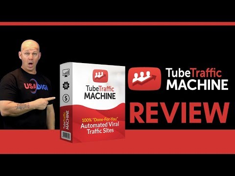 Tube Traffic Machine Review And Bonuses. http://bit.ly/2MJ2nrE