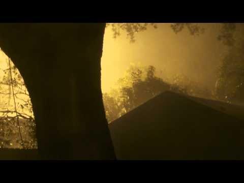 Summer Thunderstorm - Binaural Recording