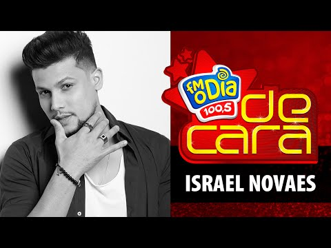 Israel Novaes no De Cara da FM O Dia (completo)