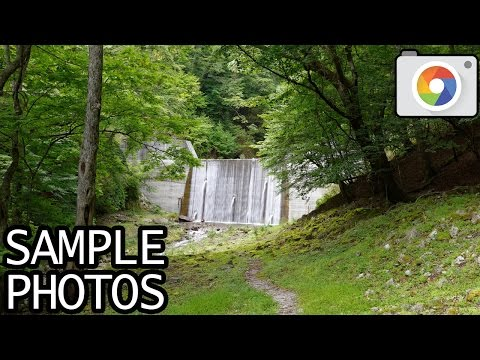 Nikon D810 with 24-85mm f/3.5-4.5 lens samples